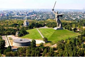 День Победы. Волгоградский экспресс