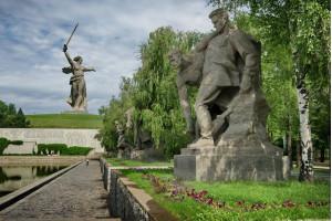 Туристический поезд «День Победы. Волгоградский экспресс»
