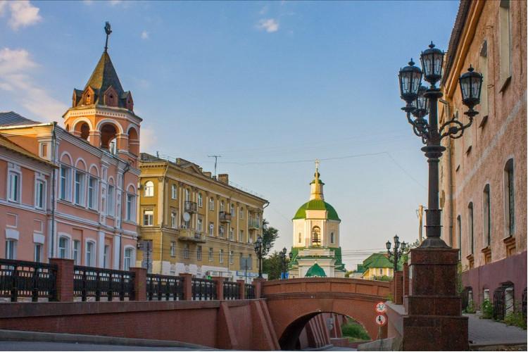 А вы бывали в Воронеже?