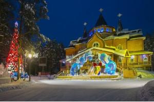 В ожидании Нового года: Киров - Великий Устюг