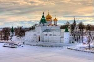 Классическое Золотое Кольцо России