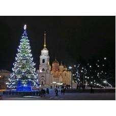 Новый год во Владимире