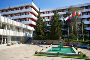 Крым, пансионат «Звездный»