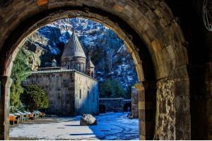 Новый год и Рождество в Армении