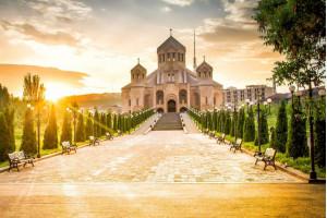 Влюбленный в Армению