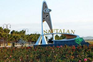 Лечебный тур в Нафталане