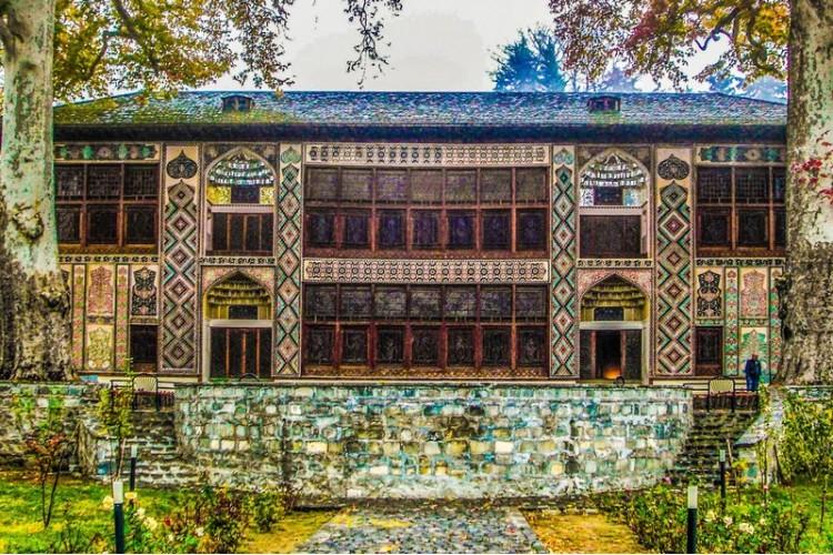 Жемчужины Азербайджана