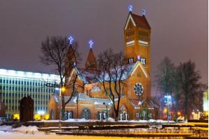 Беларусь по-соседски на новогодние праздники