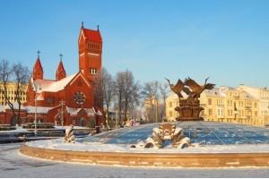 Новогоднее путешествие в Минск