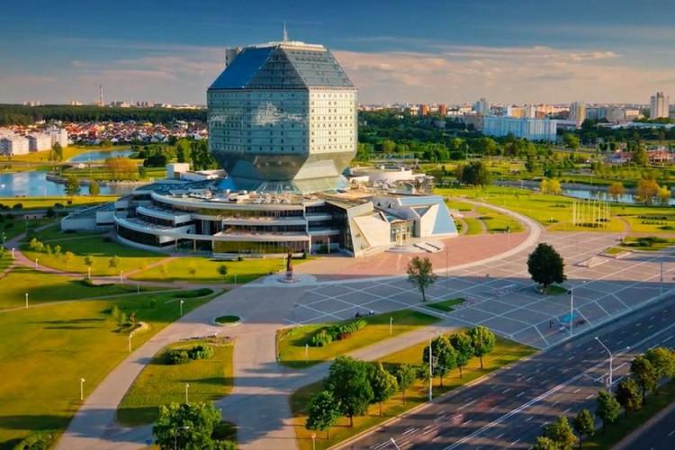 Белая Русь от Минска до Бреста