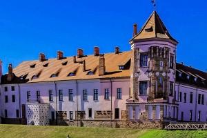 Средневековые замки Белоруссии
