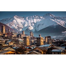 Новогодний экспресс в Тбилиси 2019