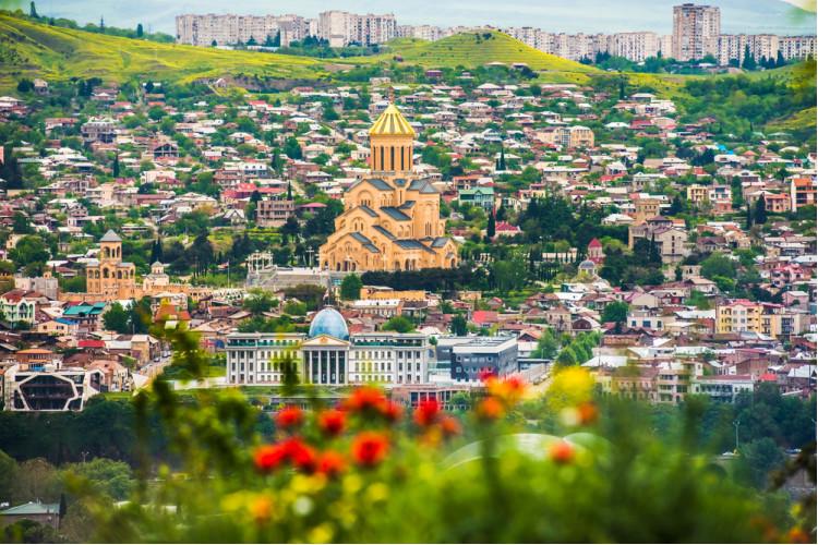 Грузинский экспресс (6 дней)