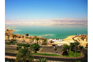 Живое  Мертвое море (15 дней)