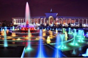 Алма-Ата – южная столица Казахстана