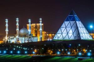 Нур-Султан – Столица Казахстана!