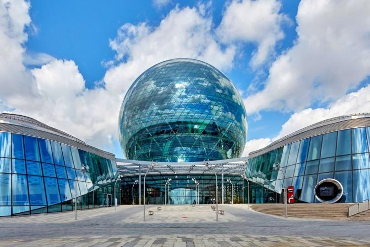 Сердце Казахстана - Красавица Астана (эконом)