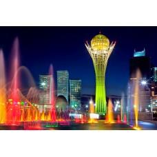 Красавица Астана