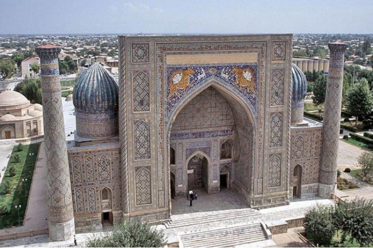 Узбекистан за шесть дней