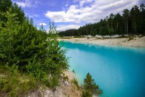 Кыштымские красоты и озеро Увильды