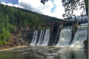 ГЭС «Пороги» – Айские Притесы