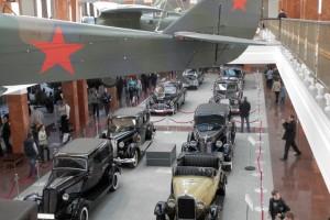 Верхняя Пышма: Музей военной и автомобильной техники