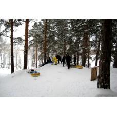 Зимний отдых в Теремке