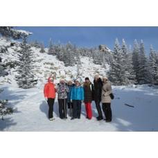 Зимнее восхождение на Зюраткуль