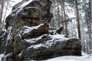 Миасс и его окрестности:  Каменное городище + Музей Ильменского заповедника
