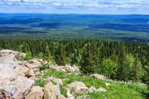 Уральские горы: отпуск на УРАле!