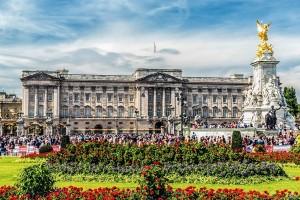 Лондон королевский