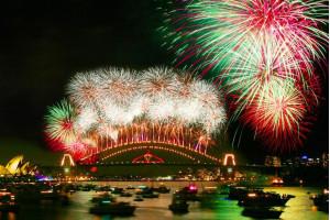 Новогодние каникулы в Австралии