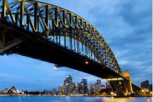 Австралия - первое знакомство!