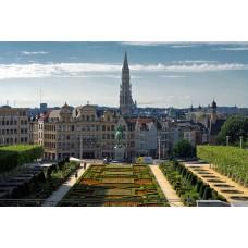 Амстердам – Брюгге – Брюссель (каникулы)