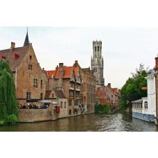 Амстердам – Брюгге – Брюссель