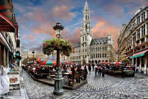 Сити-туры в Брюссель