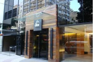 СПО! Отель Ritz Plaza Hotel Leblon