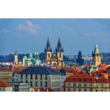 Чехия + Австрия и Венгрия