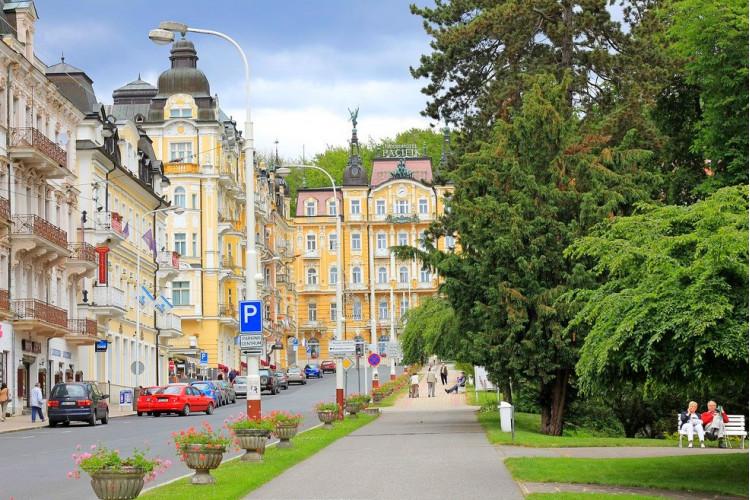 Отдых и лечение в Марианске-Лазне