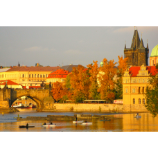 Две недели в Праге на осенние каникулы