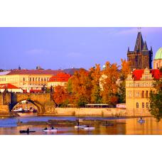 Прага + экскурсия