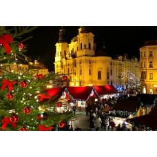 Новогодний заезд в Прагу
