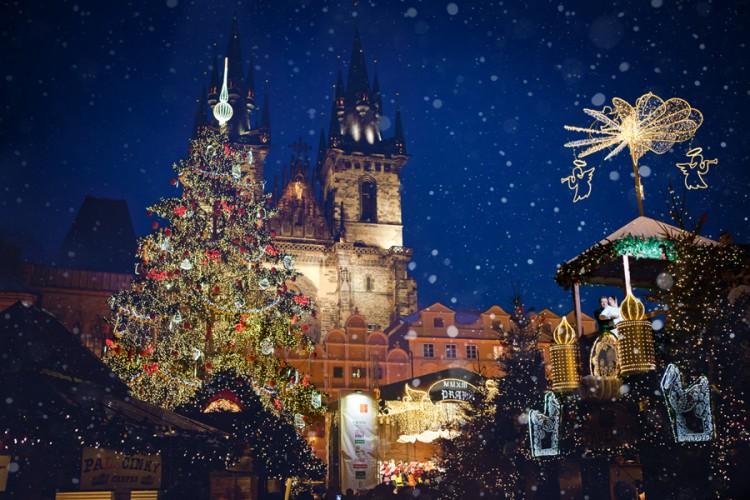 Прага - мини на новогодние праздники
