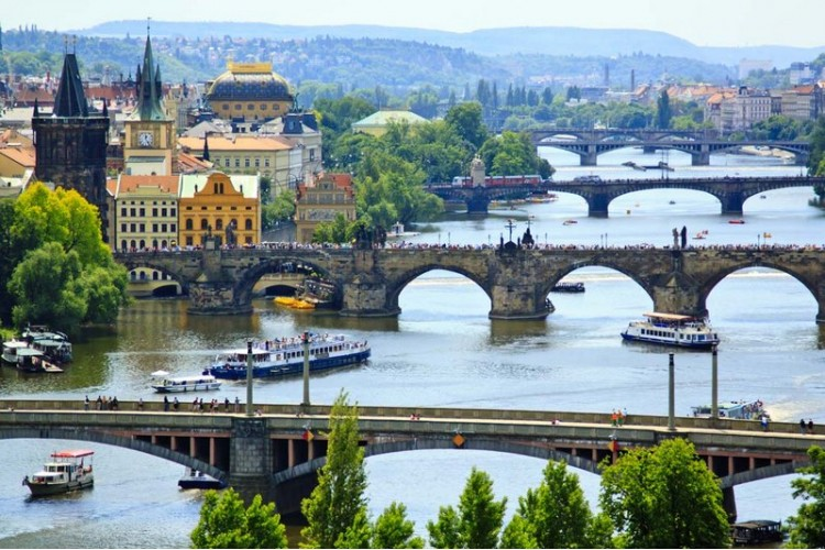 Прага + экскурсия на Октоберфест