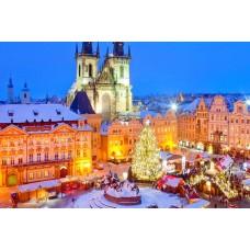 Прага на Новый год и новогодние каникулы