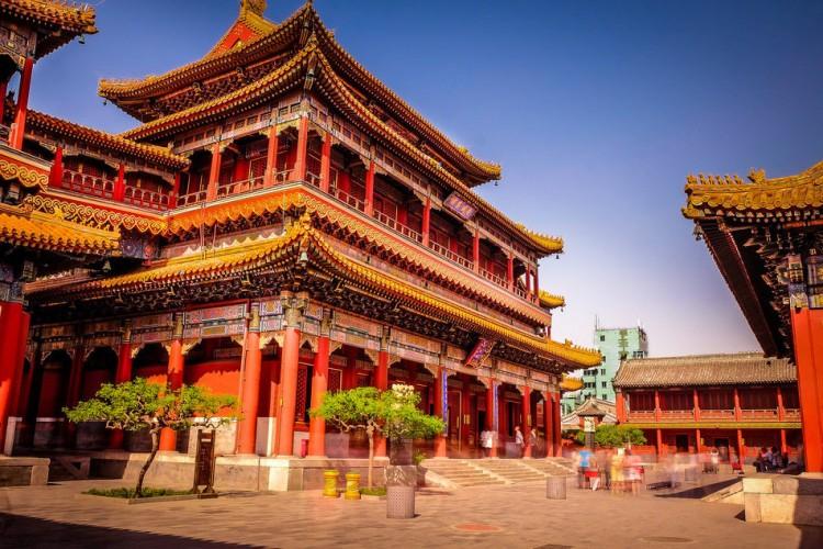 Пекин-Шанхай-Пекин