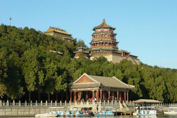 Пекин - Сиань - Пекин