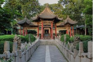 Пекин-Сиань-Лоян-Пекин