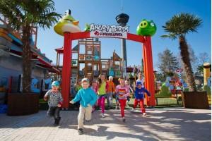 Детские парки развлечений