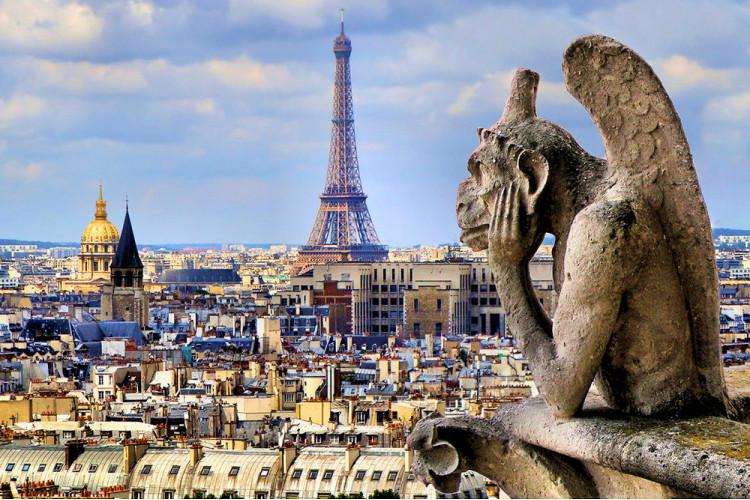 Париж-мини (без экскурсий)